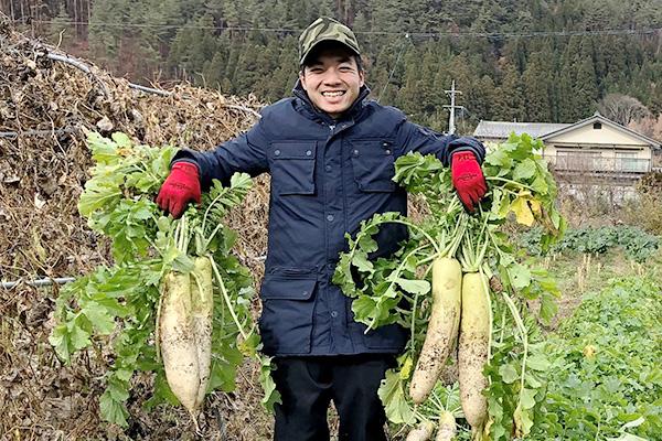 農業体験とイベント体験