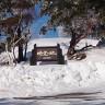 冬時空の杜入口